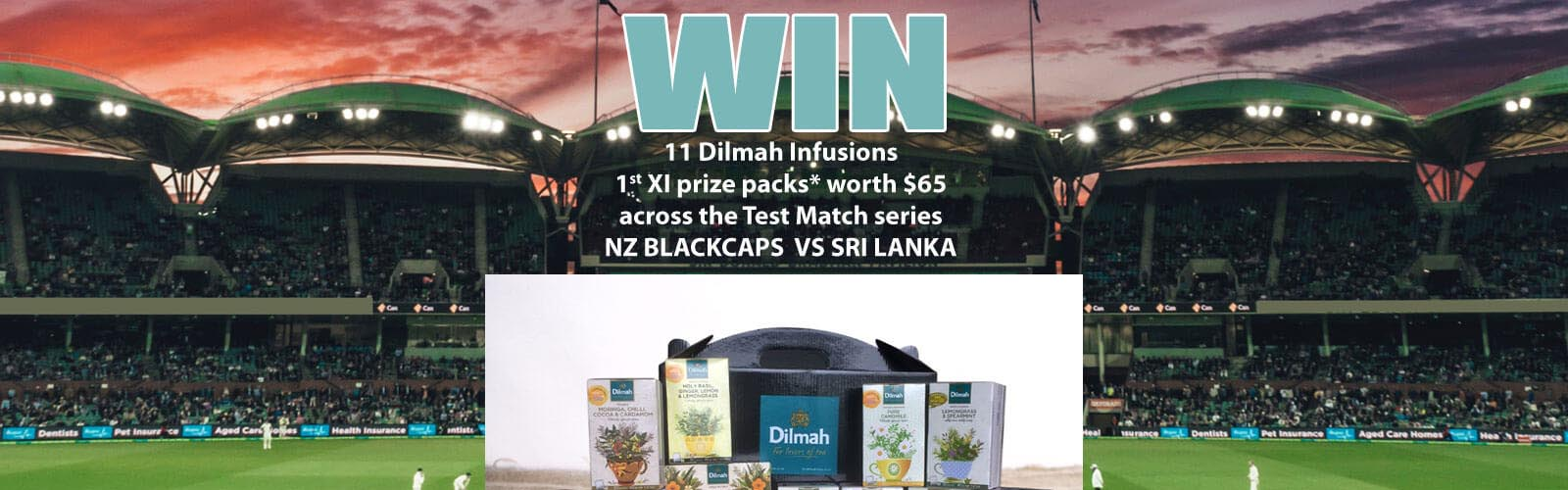 Dilmah Tea Party Competition!