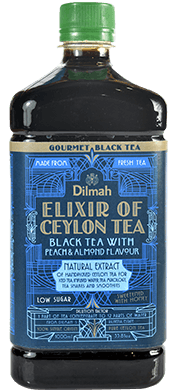 Elixir of Ceylon Tea – Peach & Almond