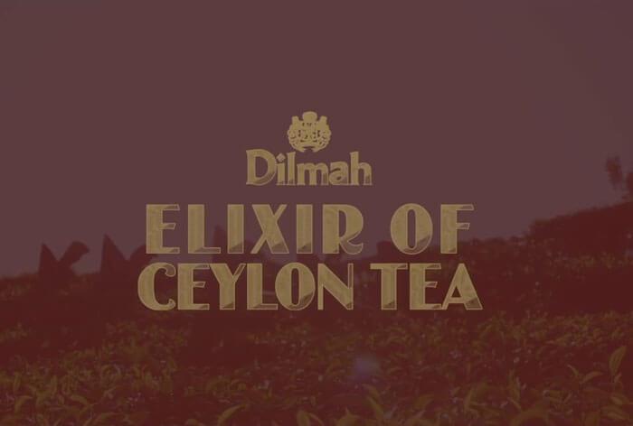 Introducing Elixir of Ceylon Tea