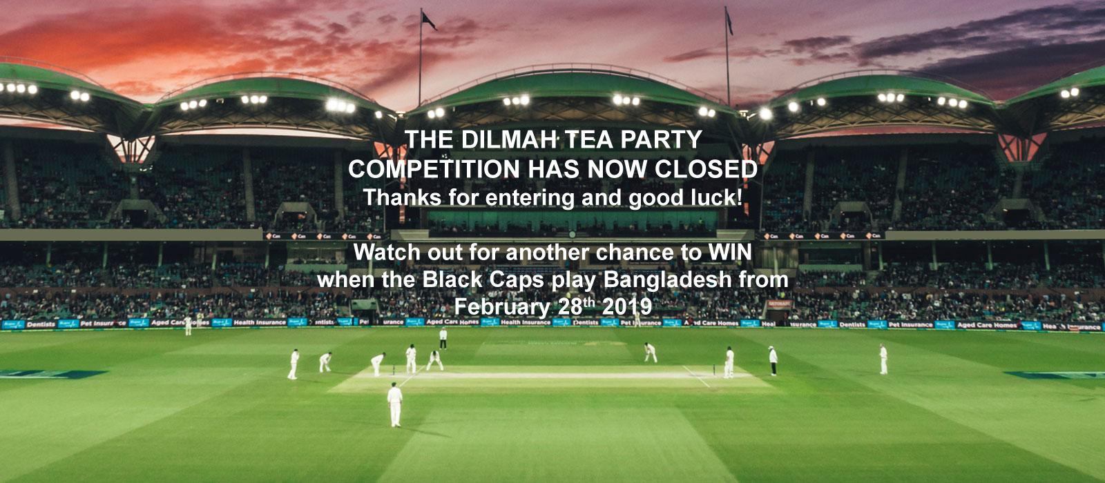 Dilmah Tea Party